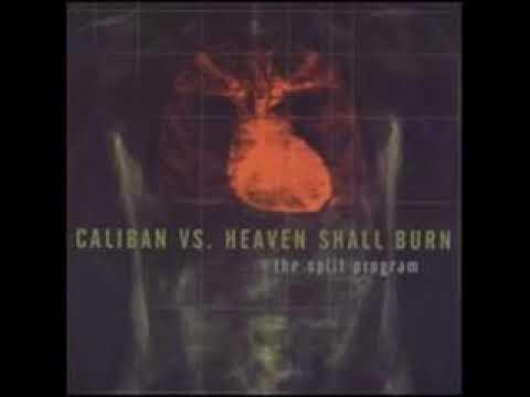 Caliban vs Heaven shall burn -  The split program I (FULL ALBUM  2000)