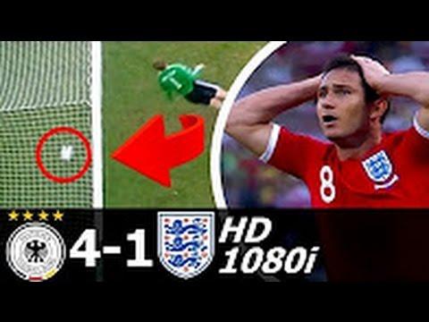 Чм по футболу 2010 англия германия