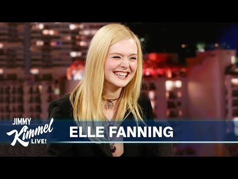 Elle Fanning On Crazy 21st Birthday & Working With Sister Dakota