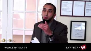 Ustadh Nouman Ali Khan - Putting Life in Perspective (Khutbah 04-11-2014)