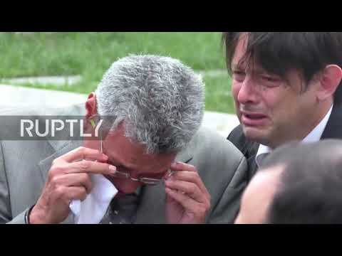 Venezuela: Mourners pay respects to opposition politician who died in custody