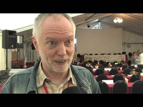Interview mit KAB Bundespräses Johannes Stein bei der WBCA Weltversammlung