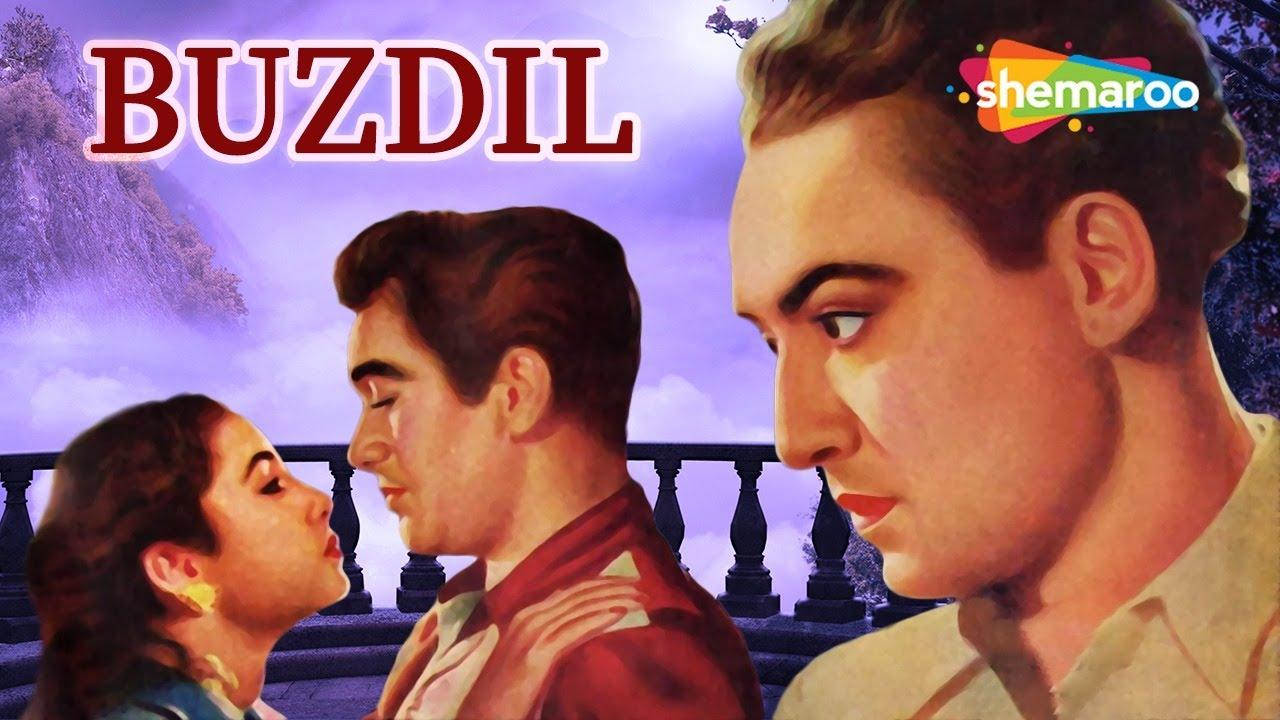 Buzdil (1951) - बुज़दिल - Kishore Sahu - Nimmi - Lata M - Talat M - Old Hindi Movie