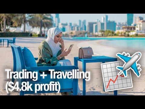 How I made $4,800 whilst travelling? I Dubai Daily Vlog
