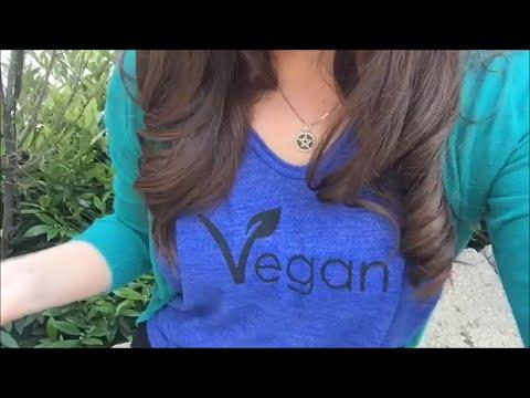 Dancing Vegan Girl