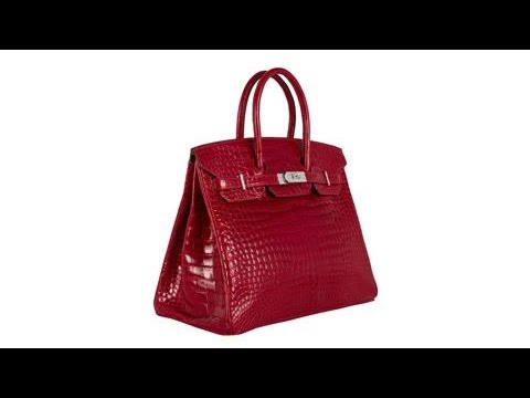 Rare Hermes Birkin Sells For Record 298 000