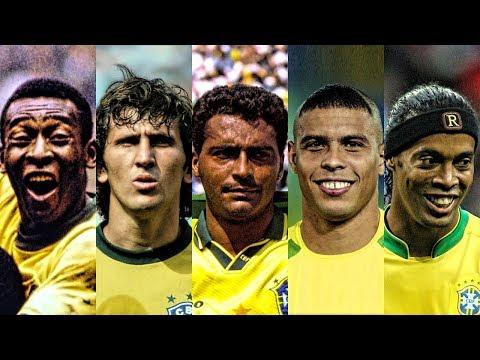 Quando O Mundo Inteiro Tinha Medo Da Selecão Brasileira