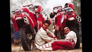 Luigino Medardo: campione di enduro e di rally raid