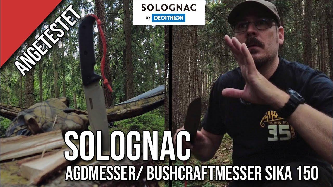 3x3m SOLOGNAC Tarp Furtiv Decathlon - Schutzplane Bushcraft Jagd Wildcamping Waldläufer Ausrüstung