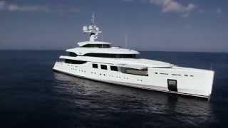 Мега яхта - Nataly FB252 65MT (Benetti Yachts)(Мега яхта Nataly FB252 65MT (Benetti Yachts). Длина: 65 метров (252 фута). Аренда яхт: http://sunsailing.com.ua/, 2014-11-13T19:50:42.000Z)