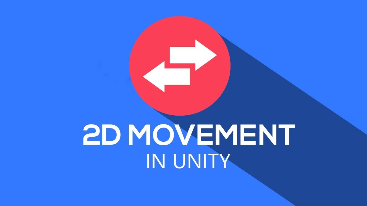 How to create a Simple 2D Platformer Movement   Unity   Easy