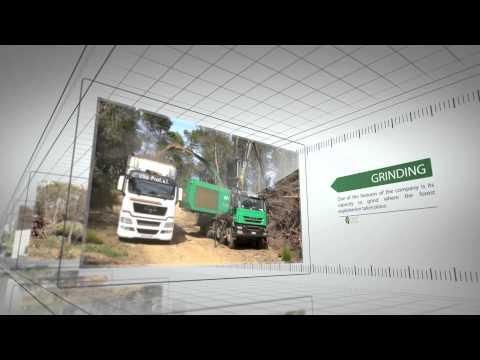 Corporate Video English - Forestal Soliva