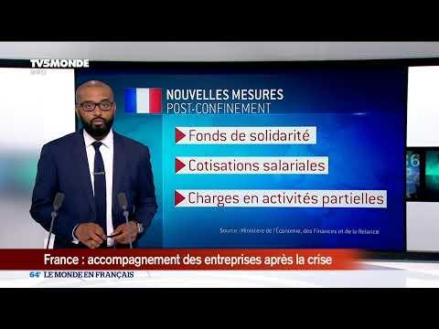 Le 64' - L'actualité du mardi 1er juin 2021 dans le monde - TV5MONDE