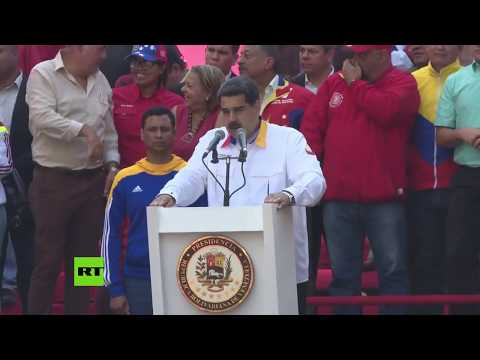 Nicolás Maduro propone elecciones anticipadas a la Asamblea Nacional en Venezuela