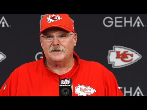 chiefs'-coach-andy-reid-talks-about-fans,-field-crew,-frank's-sack-and-mahomes'-plays