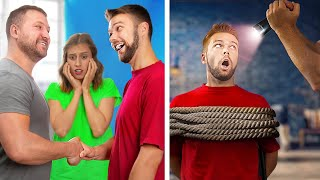 Awkward Moments Everyone Can Relate To / Introducing Your Boyfriend to Your Parents