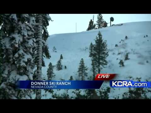 Snowboarder dies in avalanche at Donner Ski Ranch