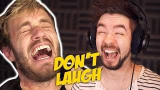 I REACT TO PEWDIEPIE REACTING TO JACKSEPTICEYE | Jacksepticeye's Funniest Home Videos