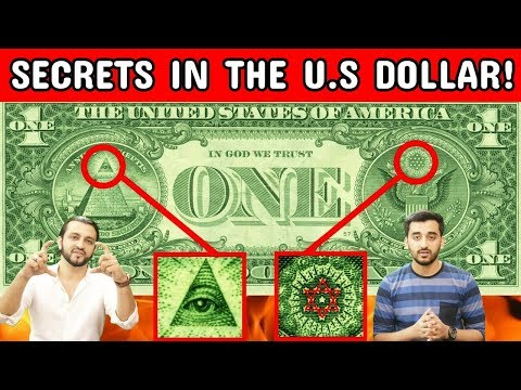 Hidden SECRETS in the U.S Dollar! (Hindi Urdu) | The Baigan Vines