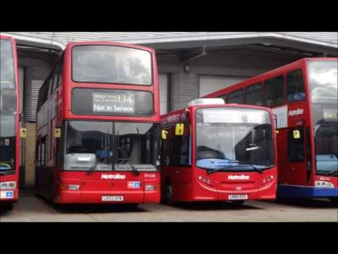 New DEL's - Metroline's CELF Centre Visit 2014 (Part 3)