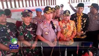 KETUA DPRD HADIRI KUNJUNGAN KAPOLDA JABAR DAN PANGDAM III SILIWANGI DI KARANGSONG