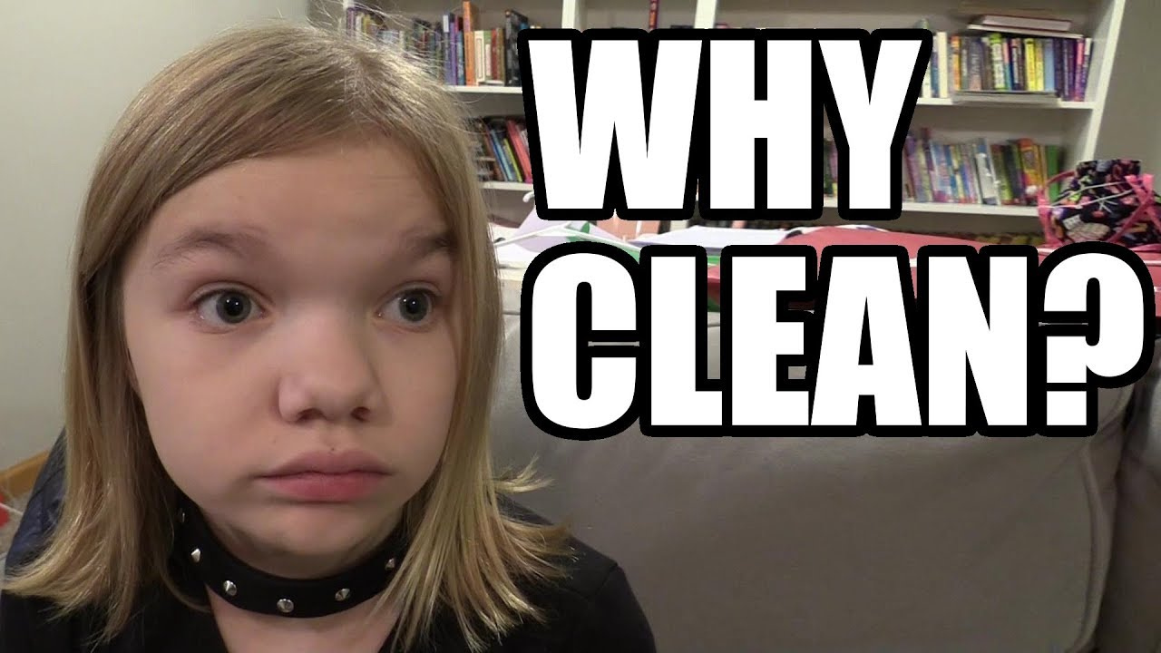 49 Best Excuses To Avoid Cleaning Your Room! | Babyteeth More! - YouTube