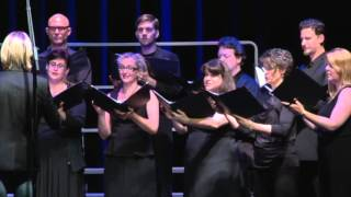 Star Spangled Banner at the Kennedy Center - Eric Whitacre and the Crossing
