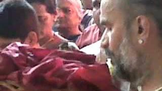 Maha Sudarsana Homam -2011 at Sri Vaikuntanathji Mandir, New Delhi