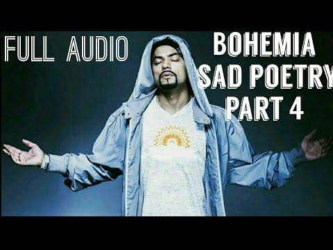 BOHEMIA sad poetry part 4 full audio ( EITBAAR) ❤