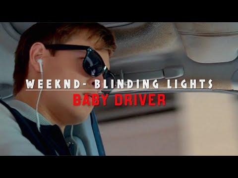 The Weeknd - Blinding Lights (Lyrics) | Baby Driver