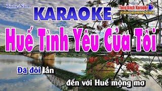 Huế Tình Yêu Của Tôi - Karaoke Nhạc Sống Tùng Bách
