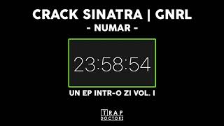 CRACK SINATRA x GNRL - NUMAR (prod. TrapDoctorz)