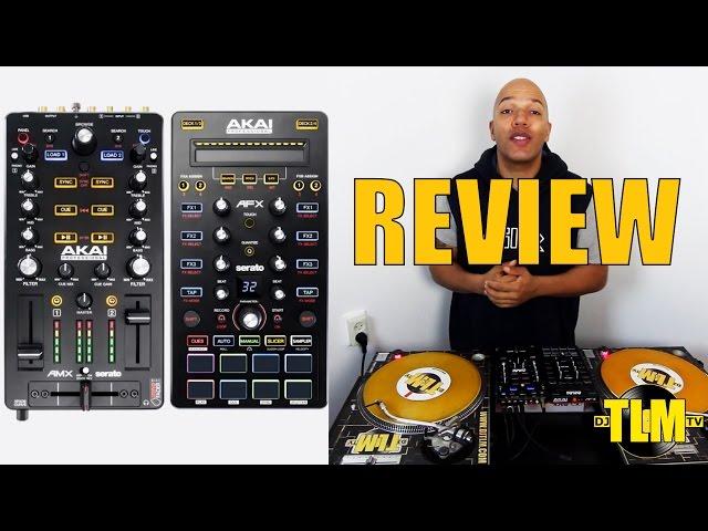 Akai Pro AMX & AFX review