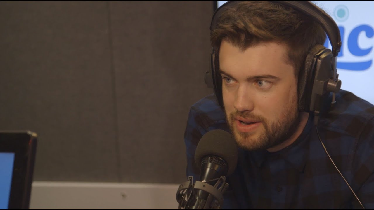 Jack Whitehall talks Harry Styles and going nude!