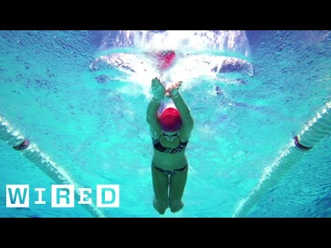 Science of Swimming Ft. Ryan Lochte & Conor Dwyer | WIRED