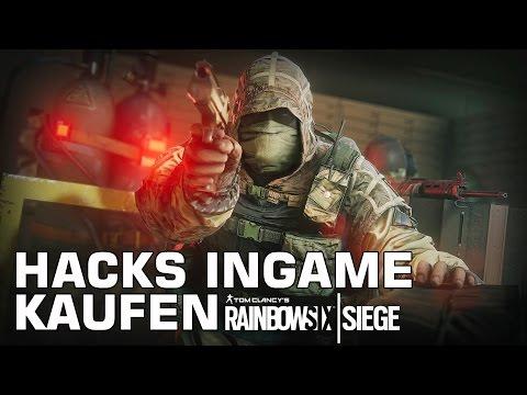 » HACKS INGAME KAUFEN « - Rainbow Six:Siege - [2K/60FPS]