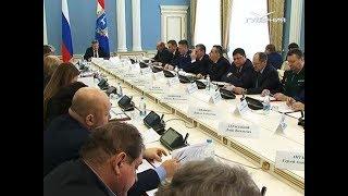 Меры защиты прав обманутых дольщиков обсудили в региональном правительстве
