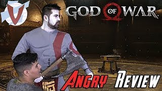 God Of War Angry Joe RUS RVV