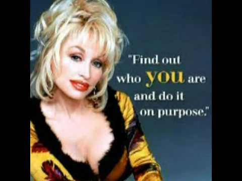 Dolly Parton - We'll Sing In The Sunshine.