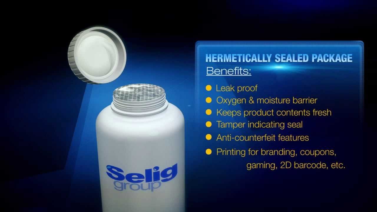 Selig Liners Pht The Variables Of Induction Sealing