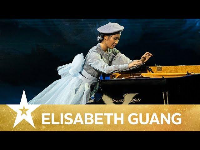 Elisabeth Guang | Danmark har talent 2019 | Finalen