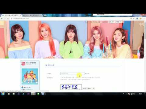 [Tutorial] Level Up DIA Official Fancafe