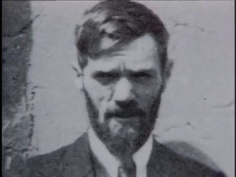 The Travels of D.H. Lawrence