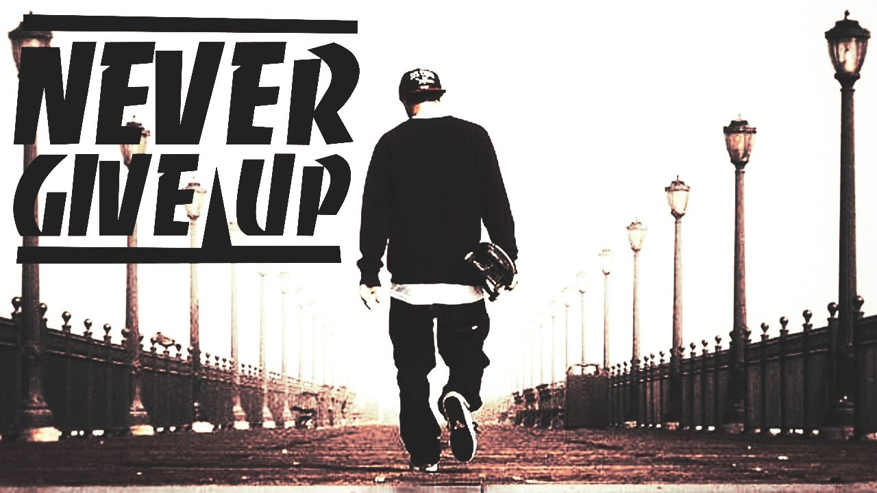Never Give Up Skate Montage Youtube