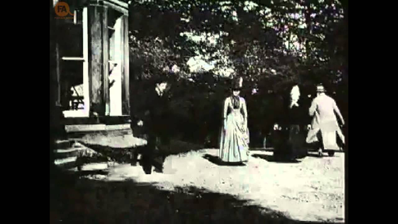 Oldest video ever - 1888