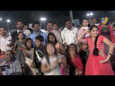 Bhel Poori Song   Prasad,Manasi Performance   Super Masti   Mahabubnagar   12th February 2017