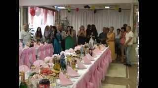 Свадьба Славы и Кати. 2012 часть 1