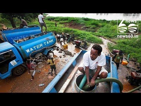 Karachi 'water mafia' sucking city's pipelines dry