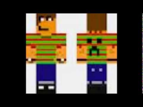 Top 5 Worst/Overrated Minecraft Skins - YouTube