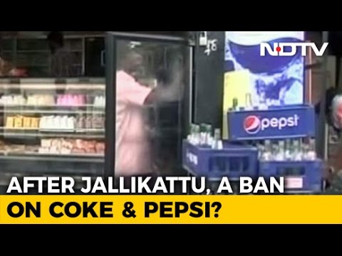 Now Tamil Nadu Traders Threaten To Pull Coke, Pepsi Off Shelves